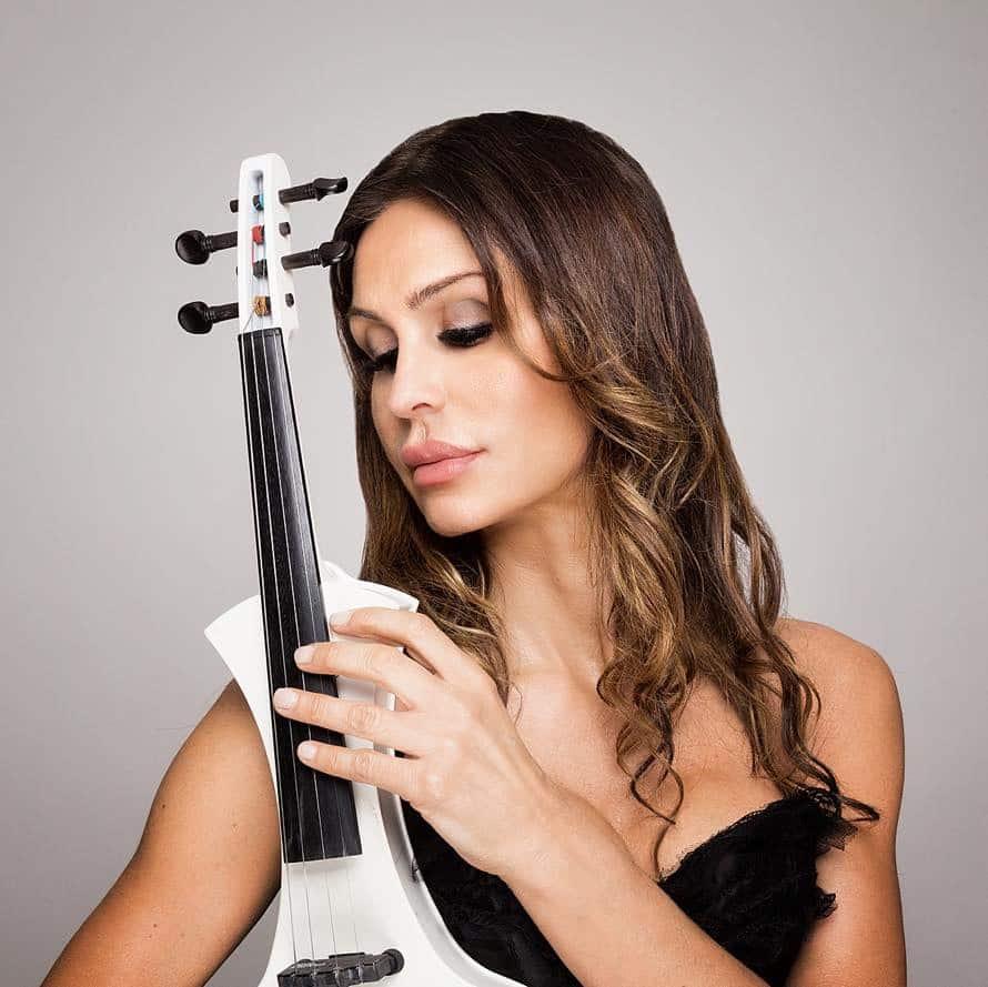 anna nash violinista