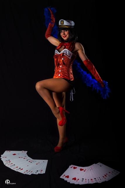 burlesque show per eventi