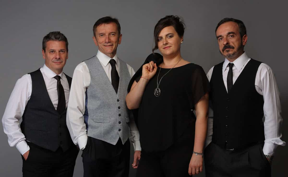 five sounds band
