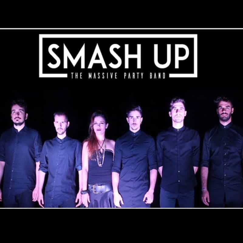 smash up party band