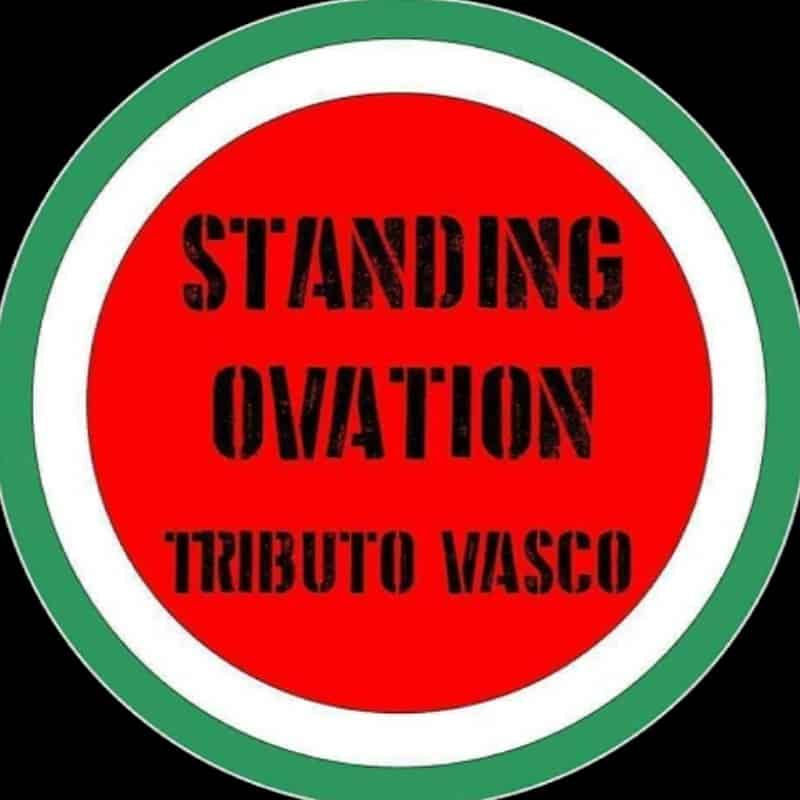 tributo a vasco standing ovation