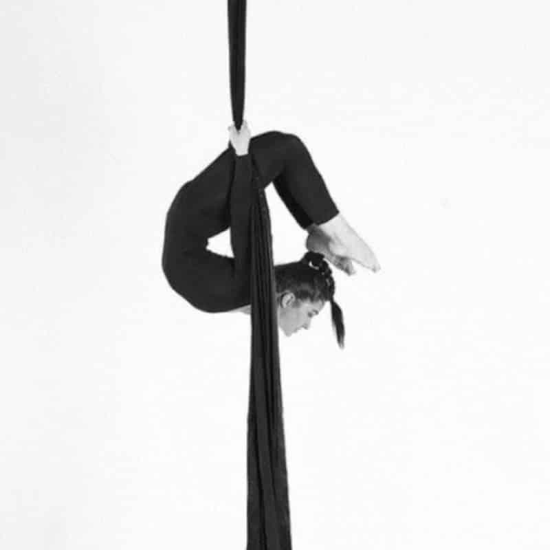le nouveau cirque circo tessuti artista