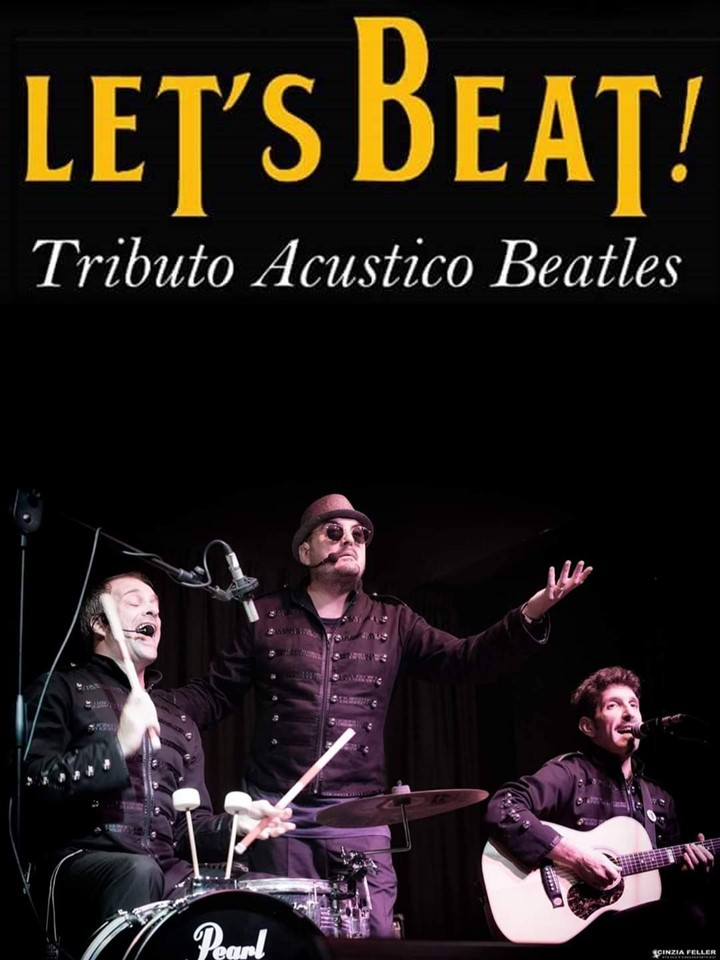let's beat on stage