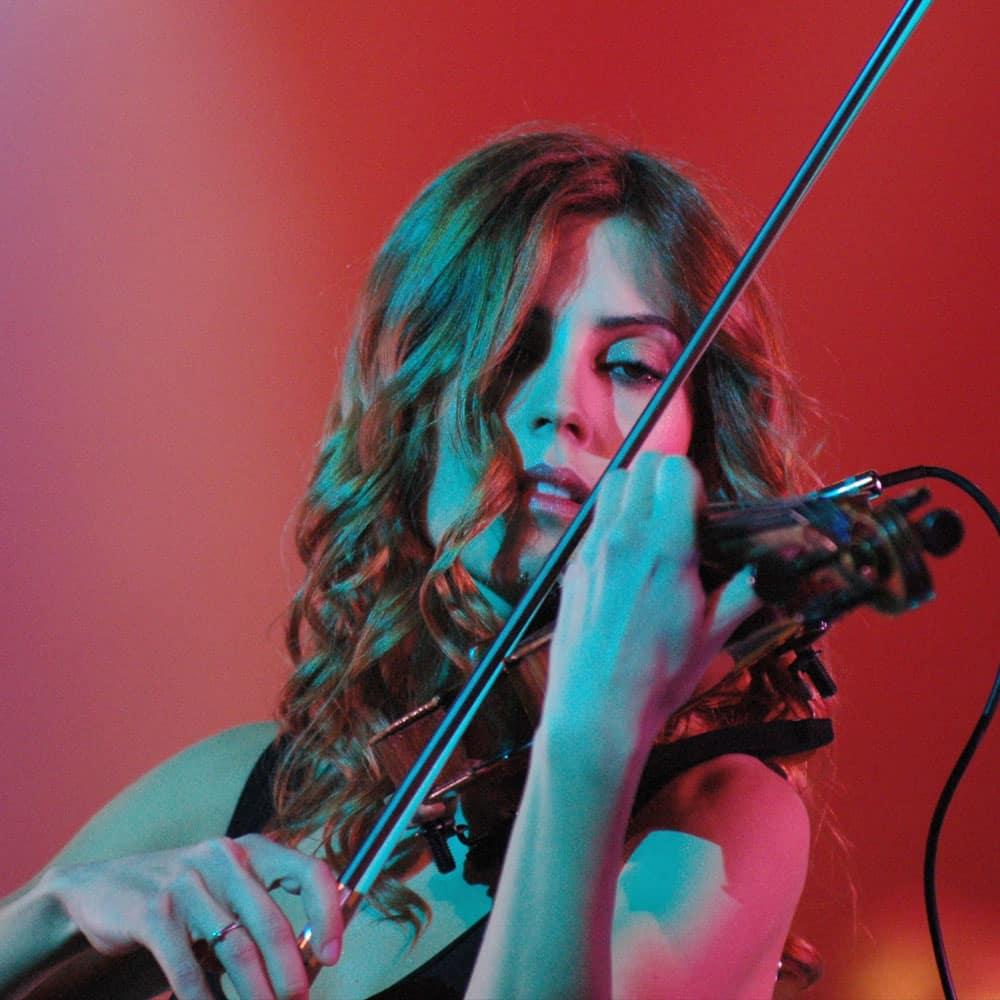 luvienne violinista