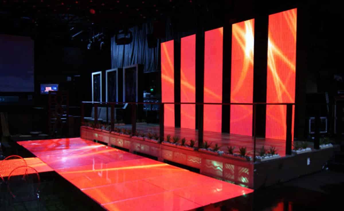servizi tecnici per spettacoli e organizzazione eventi