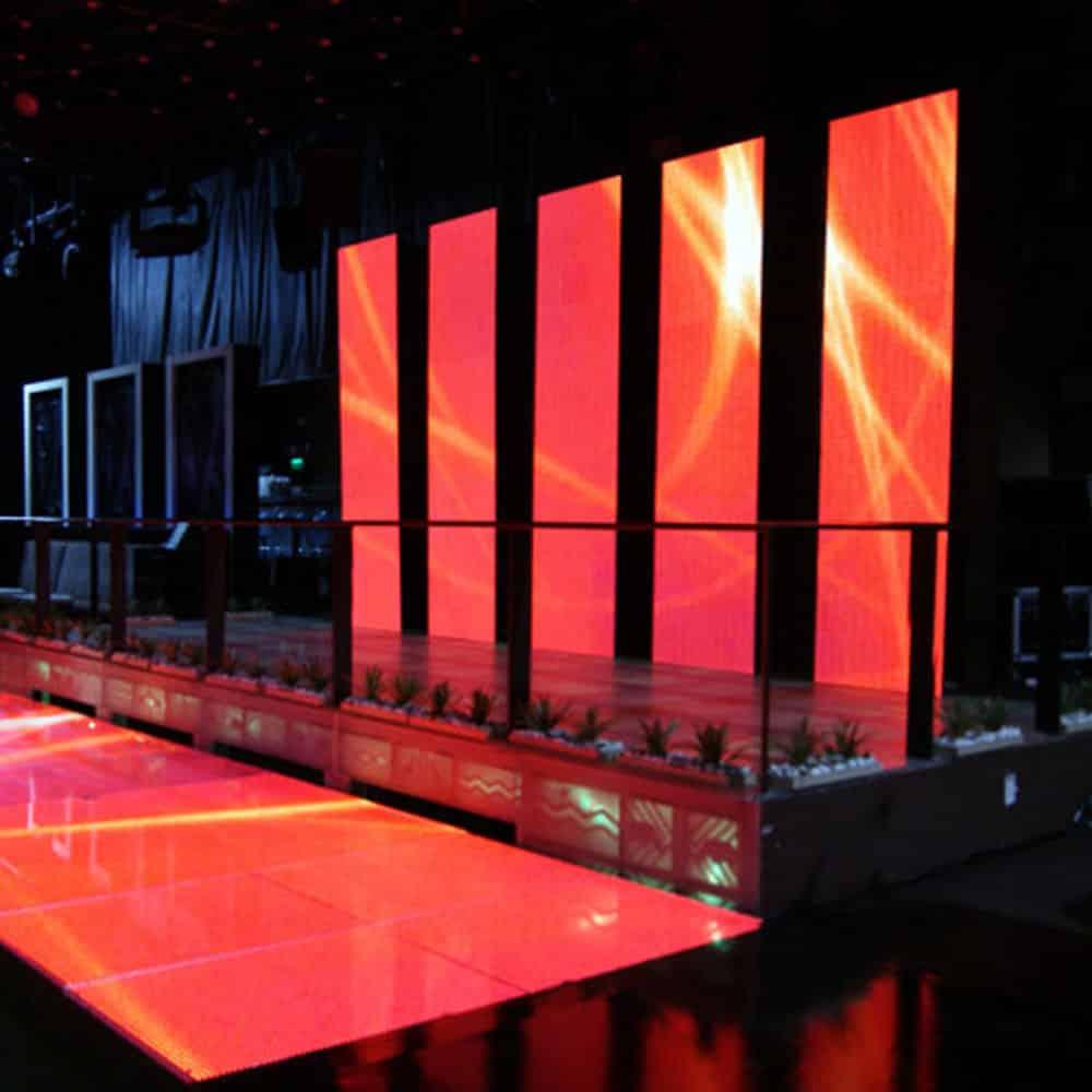 servizi tecnici per spettacoli e per eventi aziendali